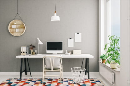8 Home Office Painting Ideas You Ll Love 21oak