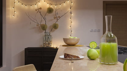 Decorative Fairy Lights Ideas That Work In Any Room In Your Home 21oak