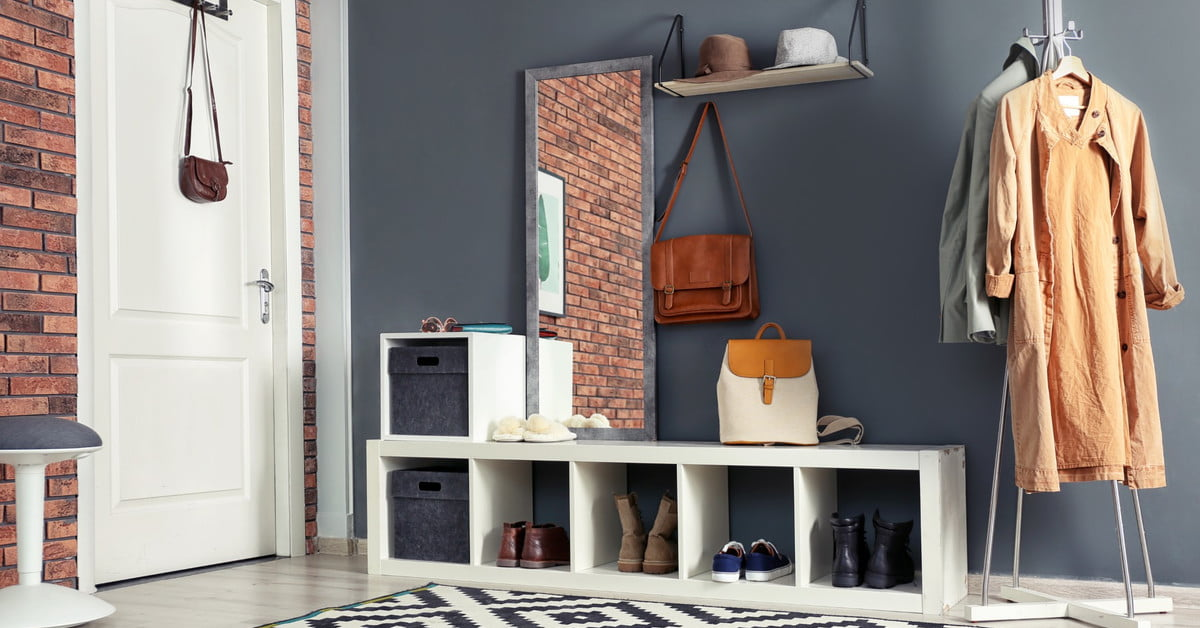 6 ways to give your entryway a modern feel - 21Oak