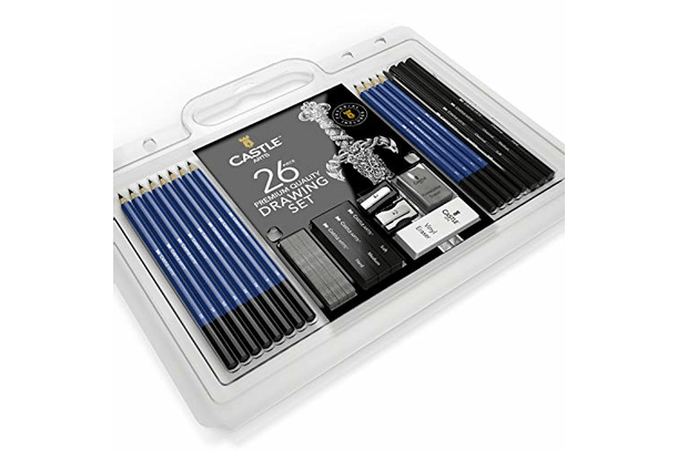 The Best Drawing Pencils For Young Flourishing Artists New Folks