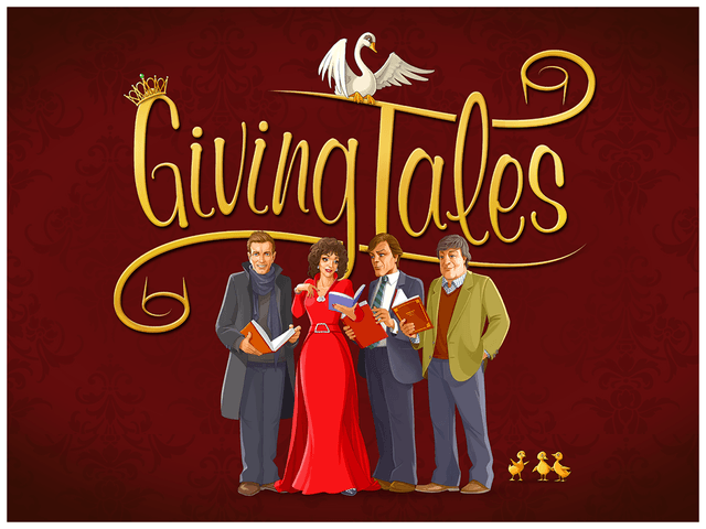 giving tales app news