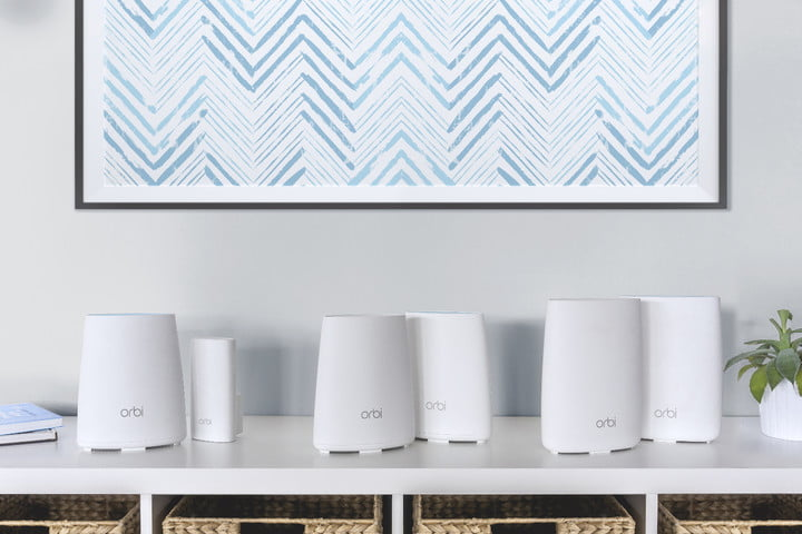 netgear orbi family expands rbk30 rbk40