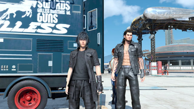 final fantasy xv pc performance guide 15307 low wide