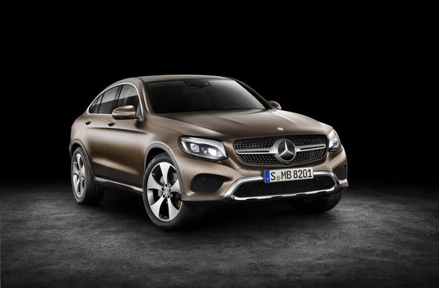 Mercedes-Benz GLC300 4Matic Coupe