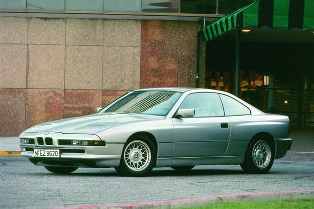 2019 bmw 8 series pictures specs 1990 e31