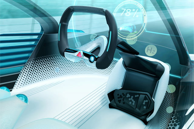 toyotas fcv plus concept comes to visit from a hydrogen future 2015 tokyo toyota 003