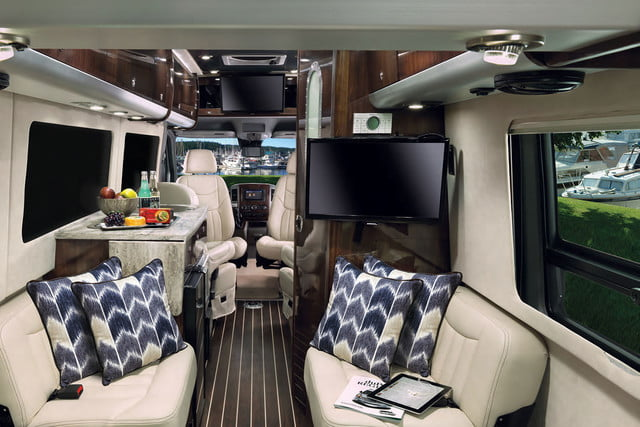 high tech glamping holiday ideas 2016 airstream interstate lounge ext