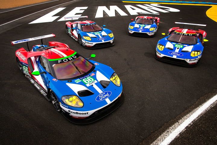 Le Mans Ford 2016
