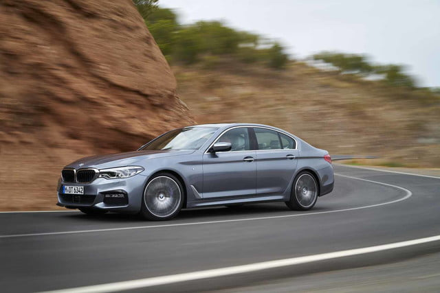 2017 bmw 5 series news pictures performance specs 22