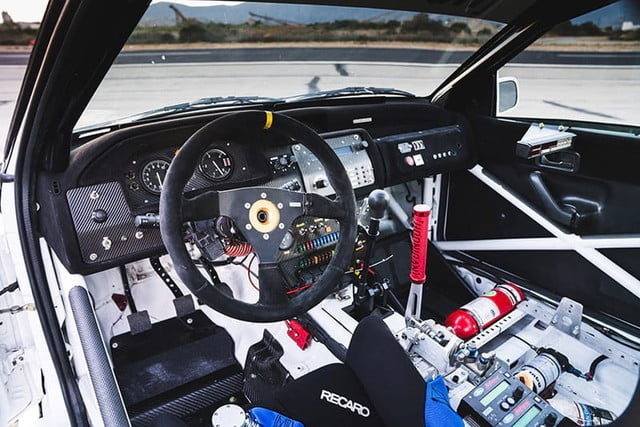 ken block overviews latest ford escort cosworth project car 2017  s hoon mobile 1993 1