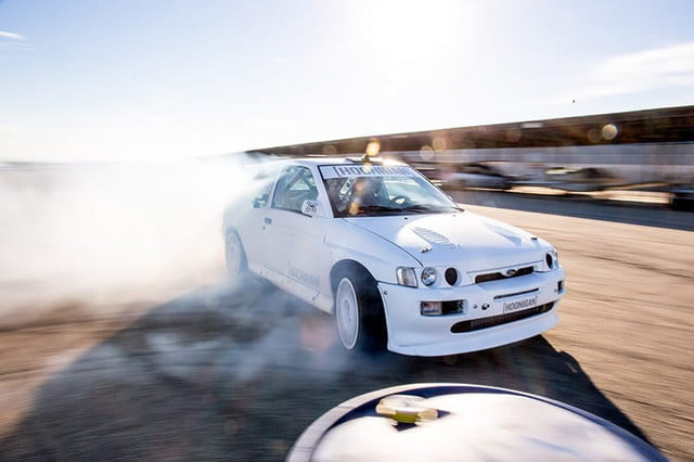 ken block overviews latest ford escort cosworth project car 2017  s hoon mobile 1993 6
