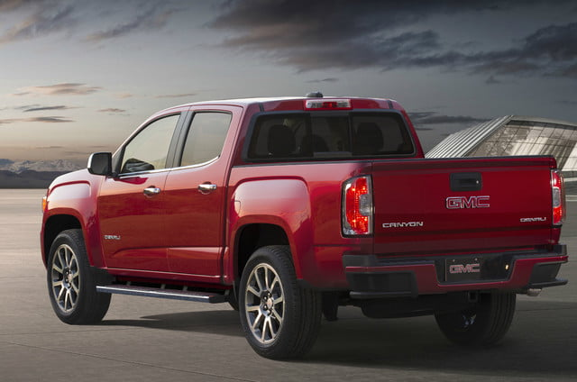 2018 gmc canyon specs release date price performance denali 011