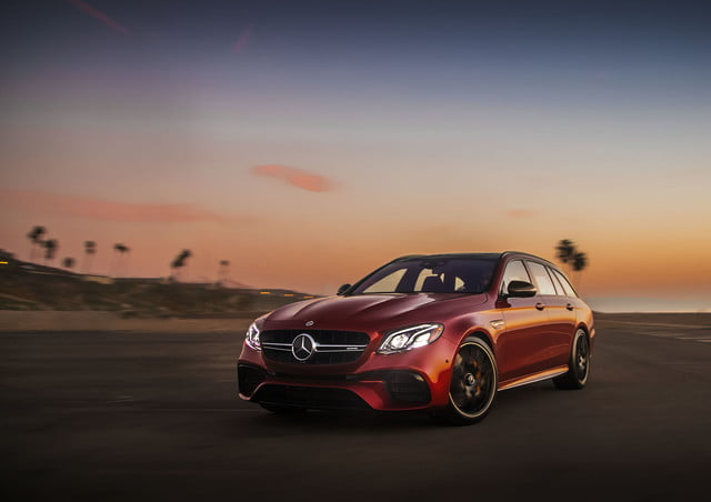 the 2018 mercedes amg e63 s priced in us at 106950 wagon  3