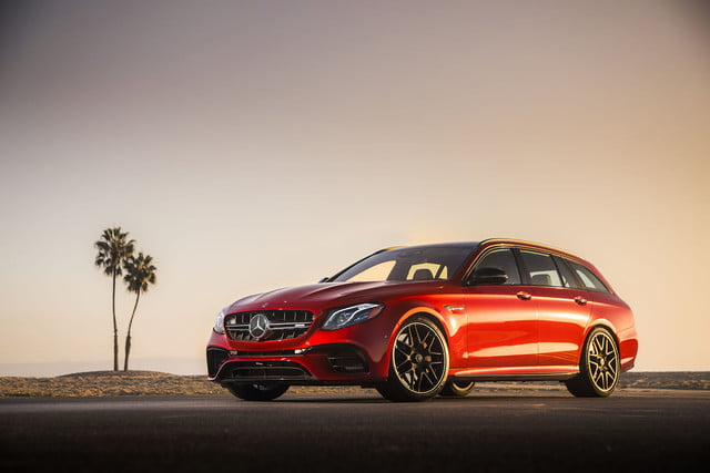 the 2018 mercedes amg e63 s priced in us at 106950 wagon