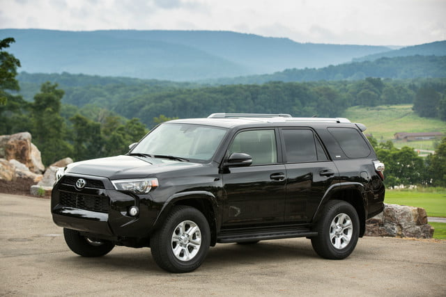 2018 toyota 4runner specs release date price performance 05