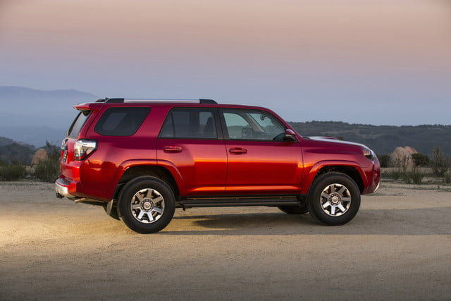2018 toyota 4runner specs release date price performance 21