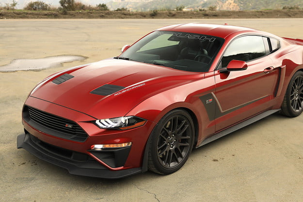 2019 Roush Stage 3 Mustang.