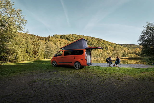 ford transit custom nugget van camper for europe 2019ford transitcustomnugget 14