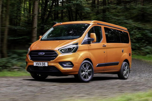 ford transit custom nugget van camper for europe 2019ford transitcustomnugget 15