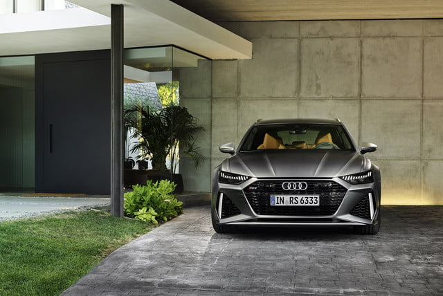 2020 audi rs 6 coming to the united states with 600 horsepower avant 2