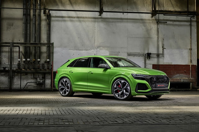 2020 audi rs q8 high performance suv unveiled with 600 horsepower official 4