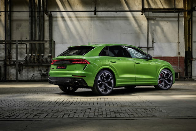 2020 audi rs q8 high performance suv unveiled with 600 horsepower official 5