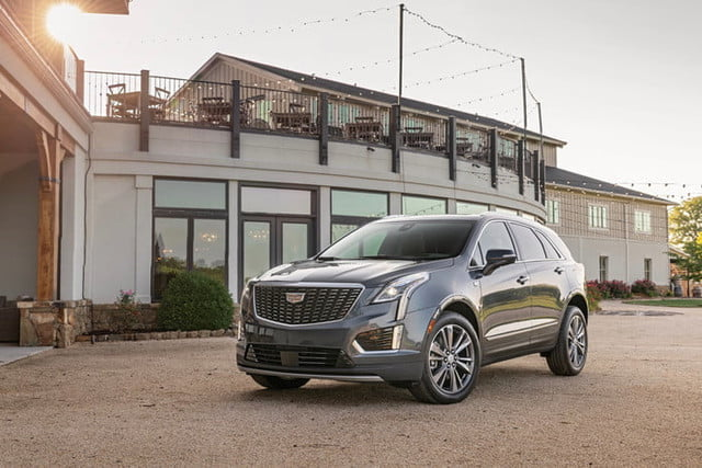 2020 cadillac xt5 gains turbo four engine sport model premium luxury