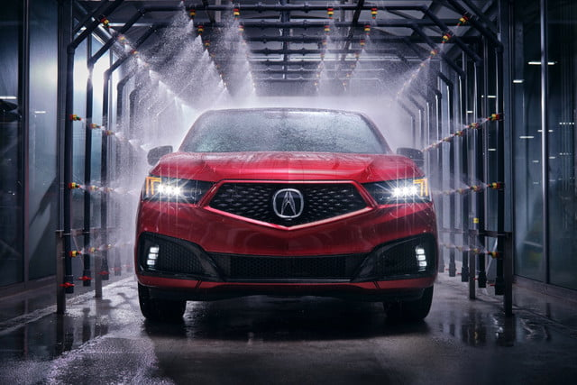 2020 acura mdx pmc edition 2019 los angeles auto show