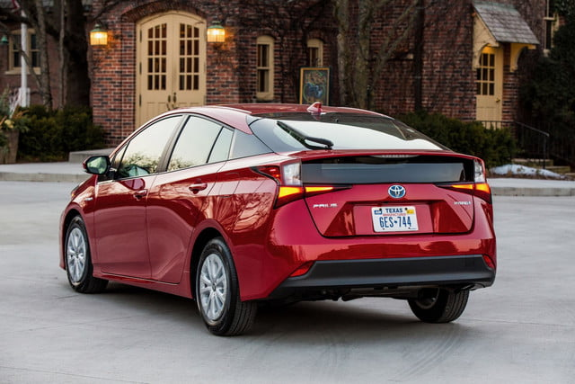 2020 toyota prius pricing and specs