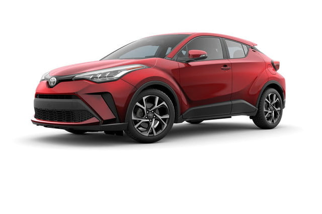 2020 toyota c hr crossover gets standard android auto compatibility chr 02