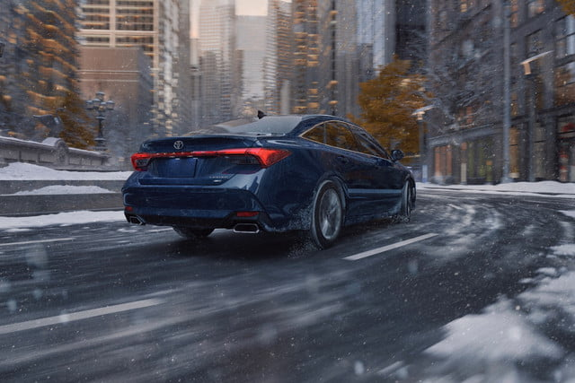 2020 toyota camry and 2021 avalon get all wheel drive awd