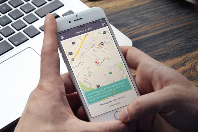 overnight is airbnb meets uber 3  send a request