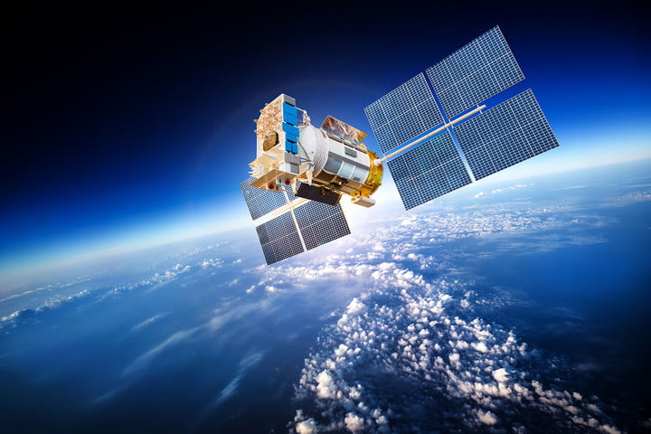 penny machine learning income predictor 30619164  space satellite orbiting the earth
