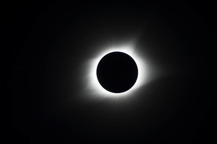 A Total Solar Eclipse Over Hopkinsville, Kentucky in 2017