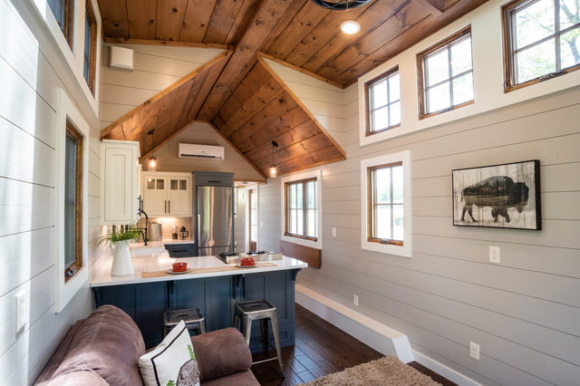 denali xl tiny home 42ft house by timbercraft homes 003