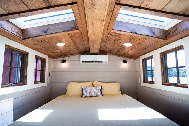 denali xl tiny home 42ft house by timbercraft homes 005