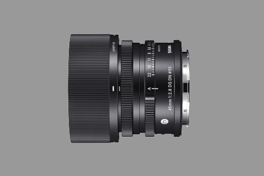 sigma launches full frame mirrorless lens series 45 2 8 dg dn l 683x350