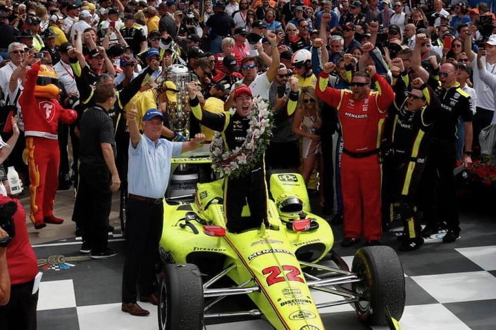 Simon Pagenaud wins 2019 Indy 500