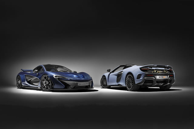 mclaren p1 675lt spider mso 6215 at geneva edit