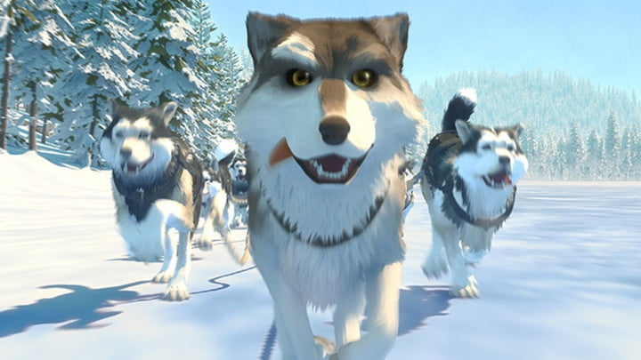 White Fang on Netflix