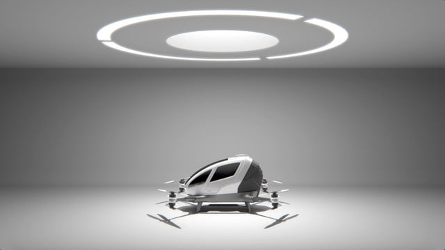ehang 184 drone flying taxi ces 2016 7