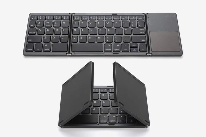portable tech gadgets - Jelly Comb Bluetooth keyboard