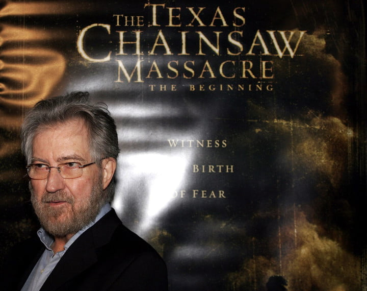'Texas Chain Saw Massacre' director Tobe Hooper dead at 74