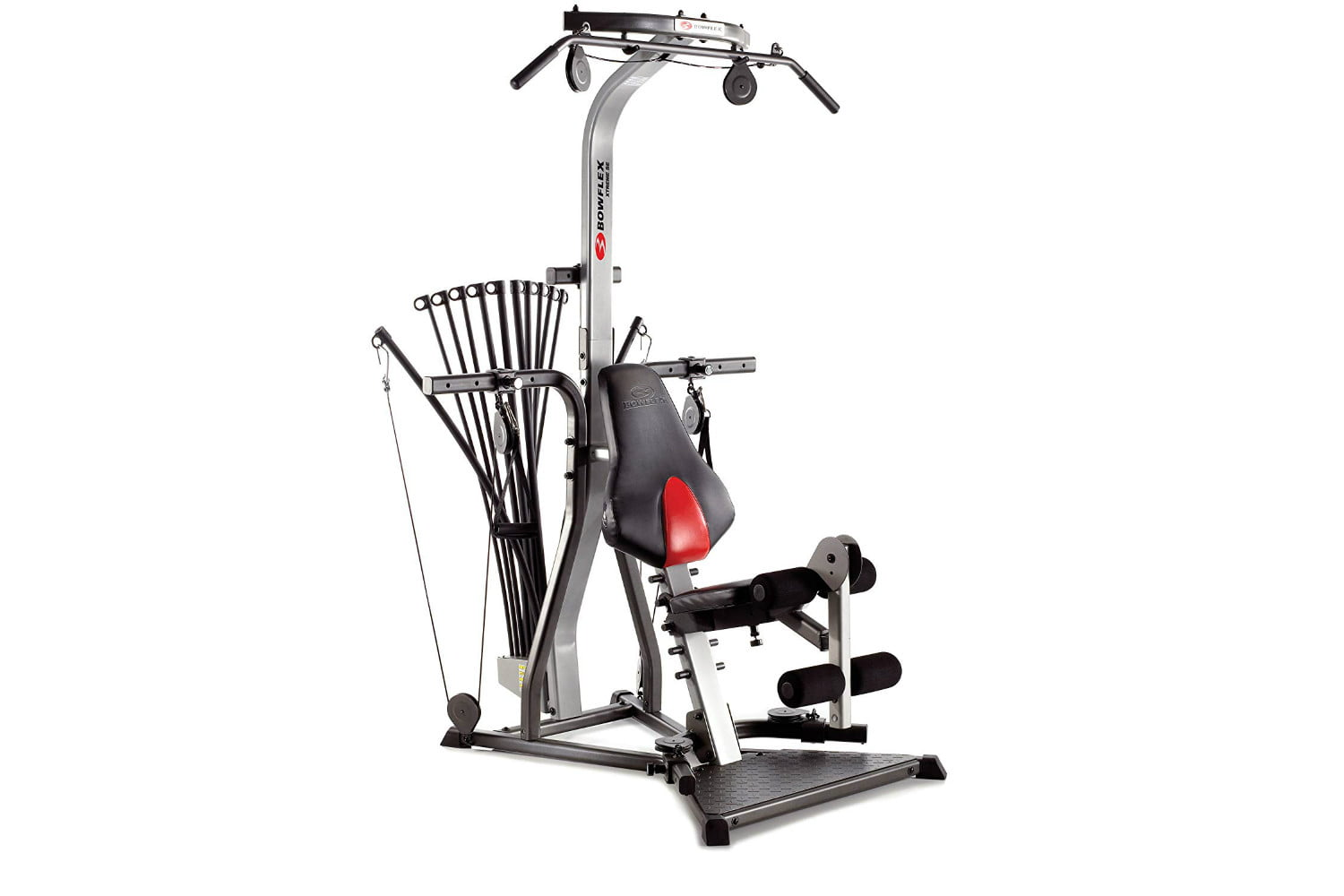 Bowflex home fitness equipment