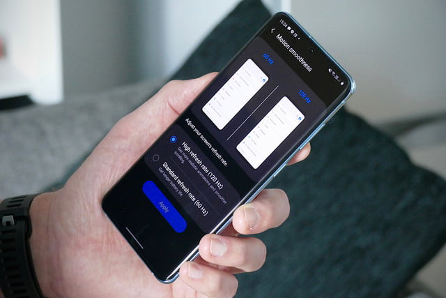 samsung galaxy s20 review refresh