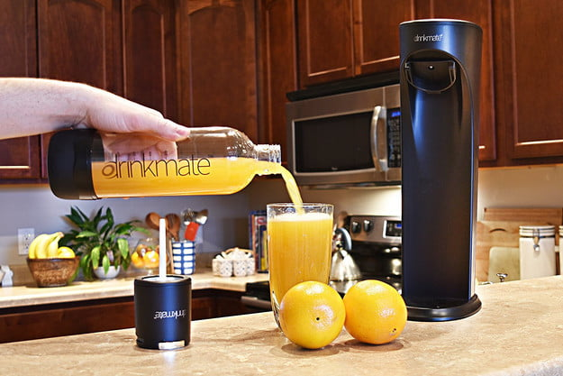 juice to chardonnay drinkmate can carbonate your favorite beverages 91shr txlal  sl1500