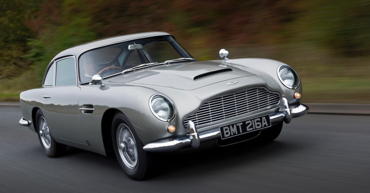 Best Aston Martins Of All Time Digital Trends