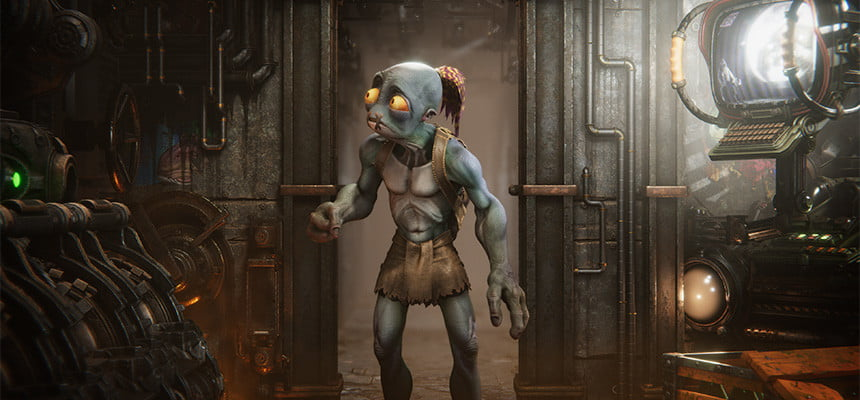 April PS Plus freebies include Oddworld: Soulstorm, Days Gone, and more