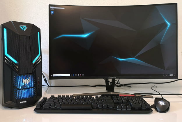 acer aopen 32hc1 gaming monitor review 3