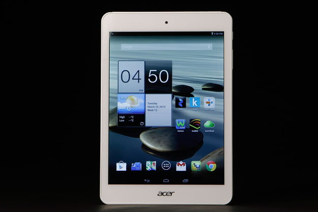 Acer Iconia A1-830 google
